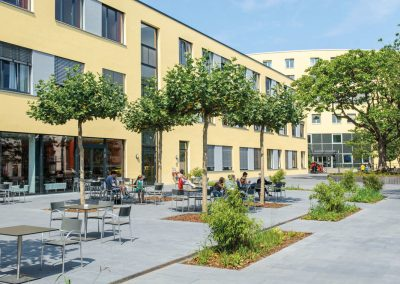 Krefeld – Helios Clinic