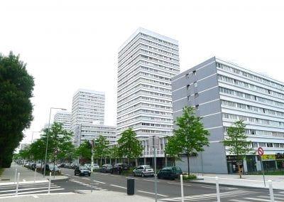 Mons-en-Baroeul – Quartier du Nouveau Mons