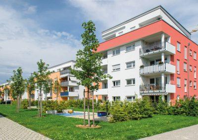 Munich – Complex Briegerpark